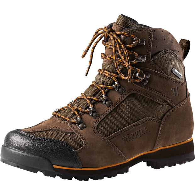 "Backcountry II GTX® 6"" Jagtstøvler Härkila Dark brown/Bronze 36"