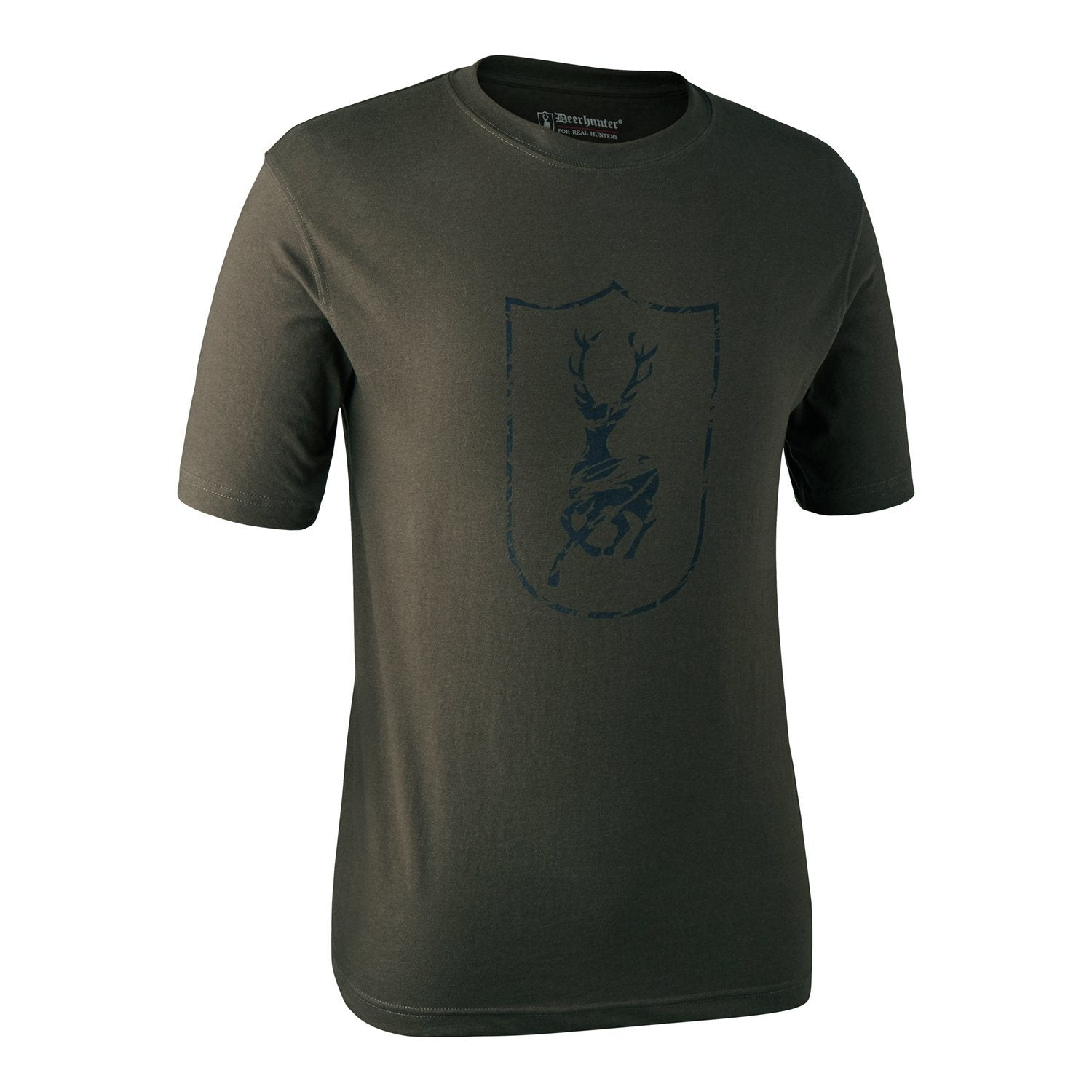 Image of   Deerhunter - Logo T-Shirt K/Æ