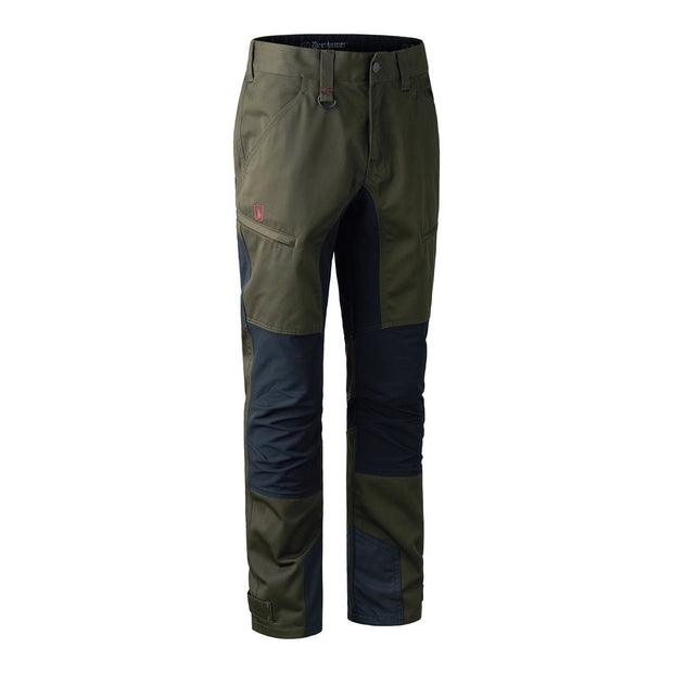 Deerhunter - Rogaland Stretch Bukser Kontrast Jagtbukser Deerhunter 48 Adventure Green
