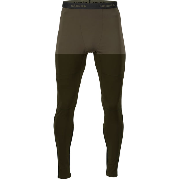 Härkila Heat Long Johns Härkila Willow green/Black XS
