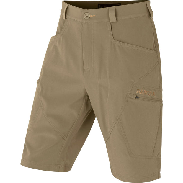 Herlet Tech shorts Jagtshorts / outdoor shorts Härkila Light khaki 46