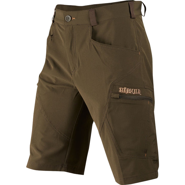 Herlet Tech shorts Jagtshorts / outdoor shorts Härkila Willow green 46