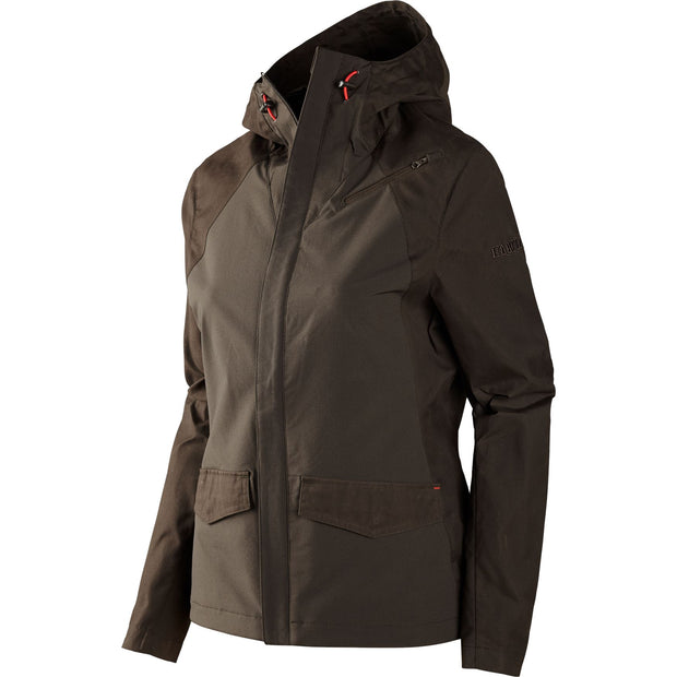 Jerva Lady jakke Jagtjakke / Outdoor jakke / Jagttøj Härkila Shadow brown 36