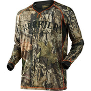 Moose Hunter L/S t-shirt T-shirts Härkila MossyOak®Break-up Country® S