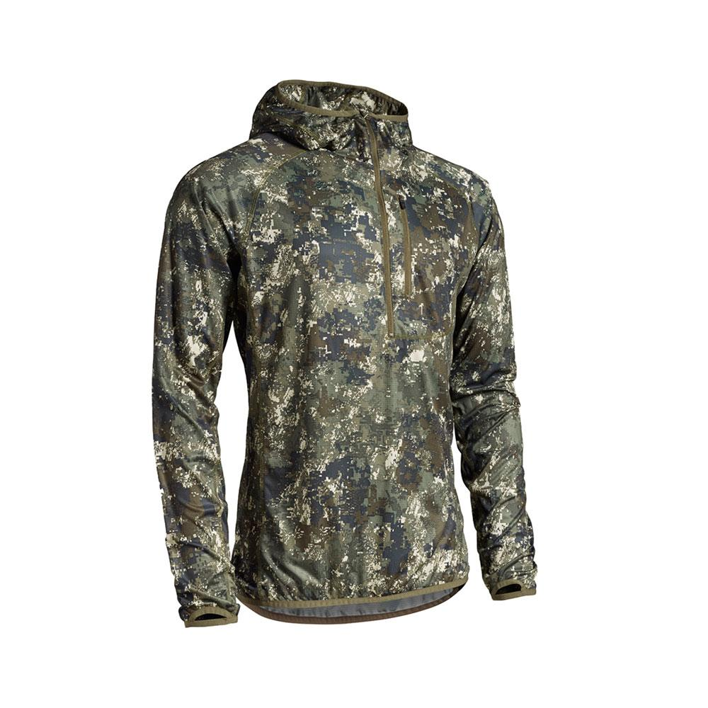 Northern Hunting - Arild Camouflage Hoodie thumbnail