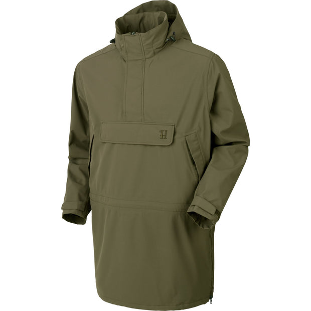 Orton Packable smock Härkila Dusty lake green 48