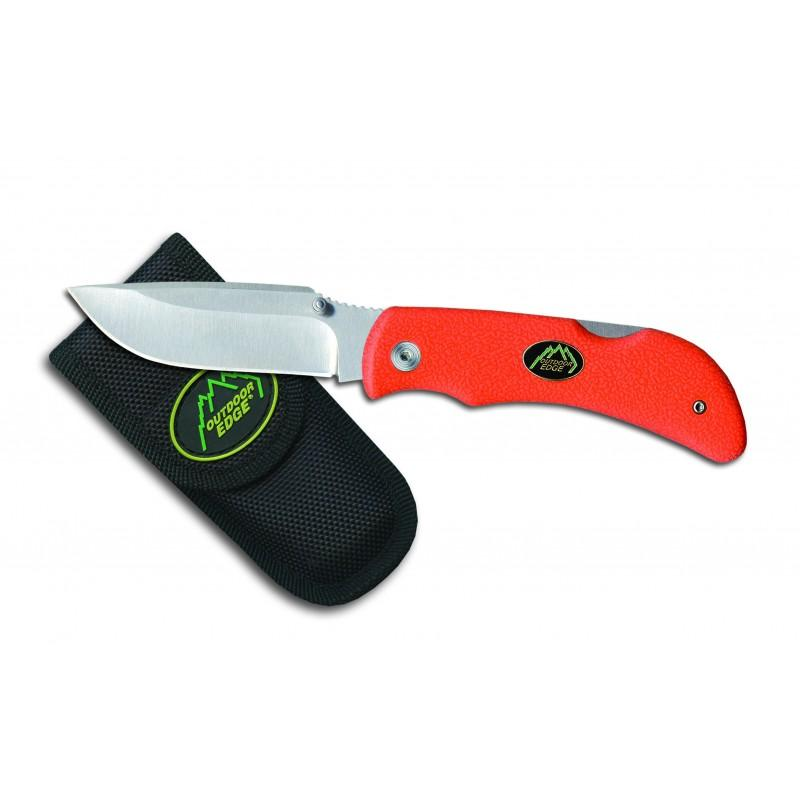 Image of   Outdoor Edge - Grip Blaze Foldekniv