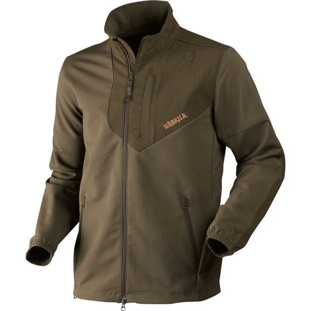 Pro Hunter Softshell jakke Jagtjakke / Outdoor jakke / Jagttøj Härkila Willow green M