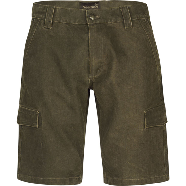 Seeland - Flint shorts Jagtshorts / outdoor shorts Seeland Dark Olive 48