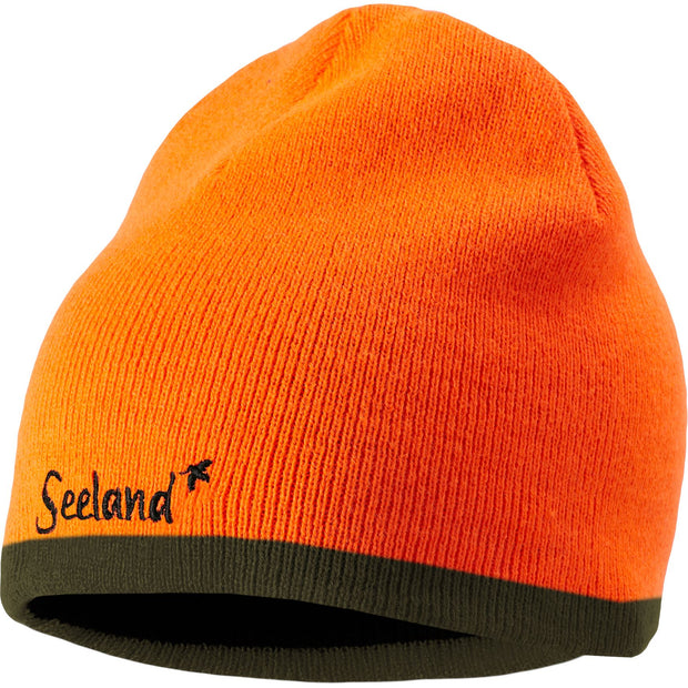Seeland - Ian Reversible hue Jagthue Seeland Hi-vis orange/Pine green One size