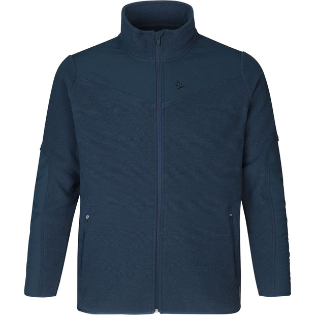 Seeland - Skeet fleece Fleece / fleecetrøje Seeland Dress Blue M