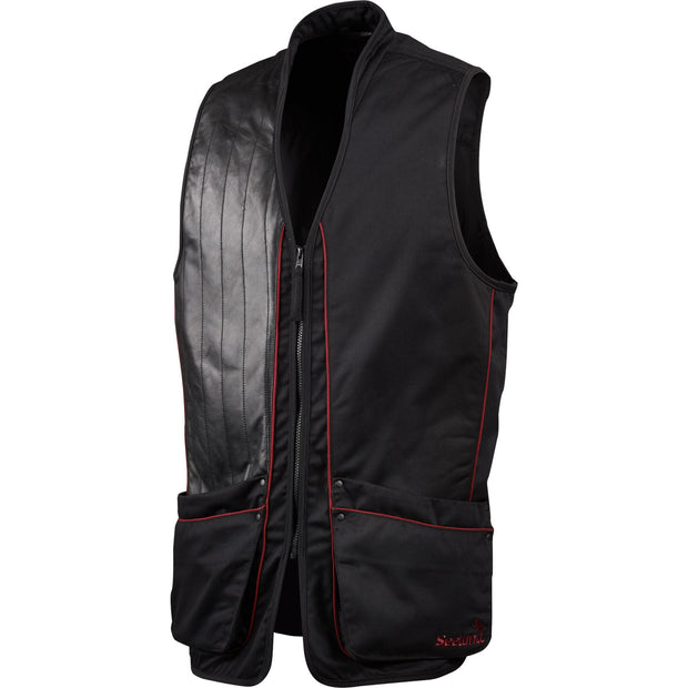 Seeland - Tournament vest Jagtvest / Outdoor vest Seeland Black S
