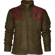 Seeland - William II fleece Fleece / fleecetrøje Seeland Pine green S