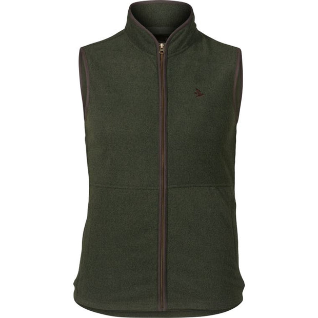 Seeland - Woodcock fleece vest Jagtvest / Outdoor vest Seeland Classic green M