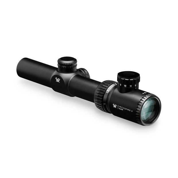Vortex Optics - Crossfire II 1-4x24 V-Brite (MOA) Sigtekikkerter Vortex Optics