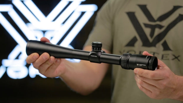 Vortex Optics - Diamondback Tactical 4–12x40 Sigtekikkerter Vortex Optics