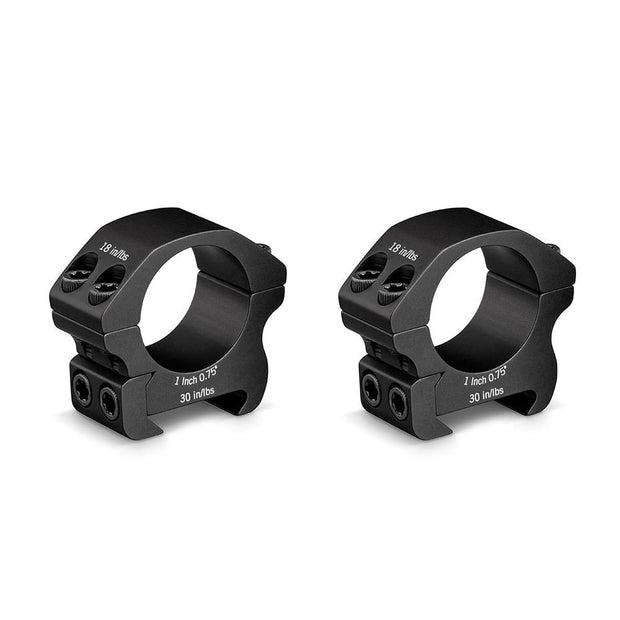 "Vortex Optics - Pro Series 1"" - Montageringe Montager Vortex Optics"