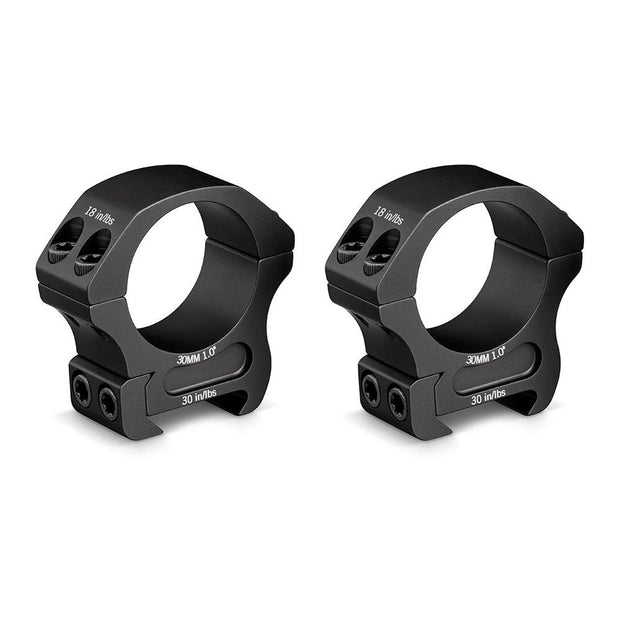 Vortex Optics - Pro Series 30mm - Montageringe Montager Vortex Optics