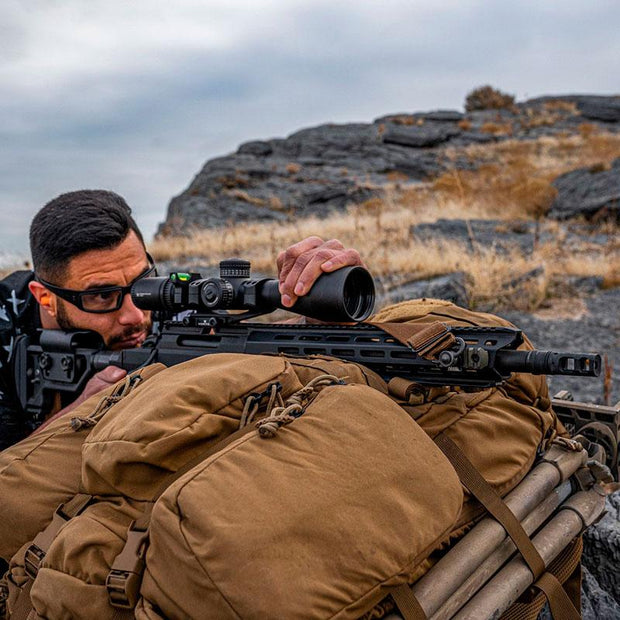 Vortex Optics - Strike Eagle 5-25x56FFP EBR-7C MRAD Sigtekikkerter Vortex Optics