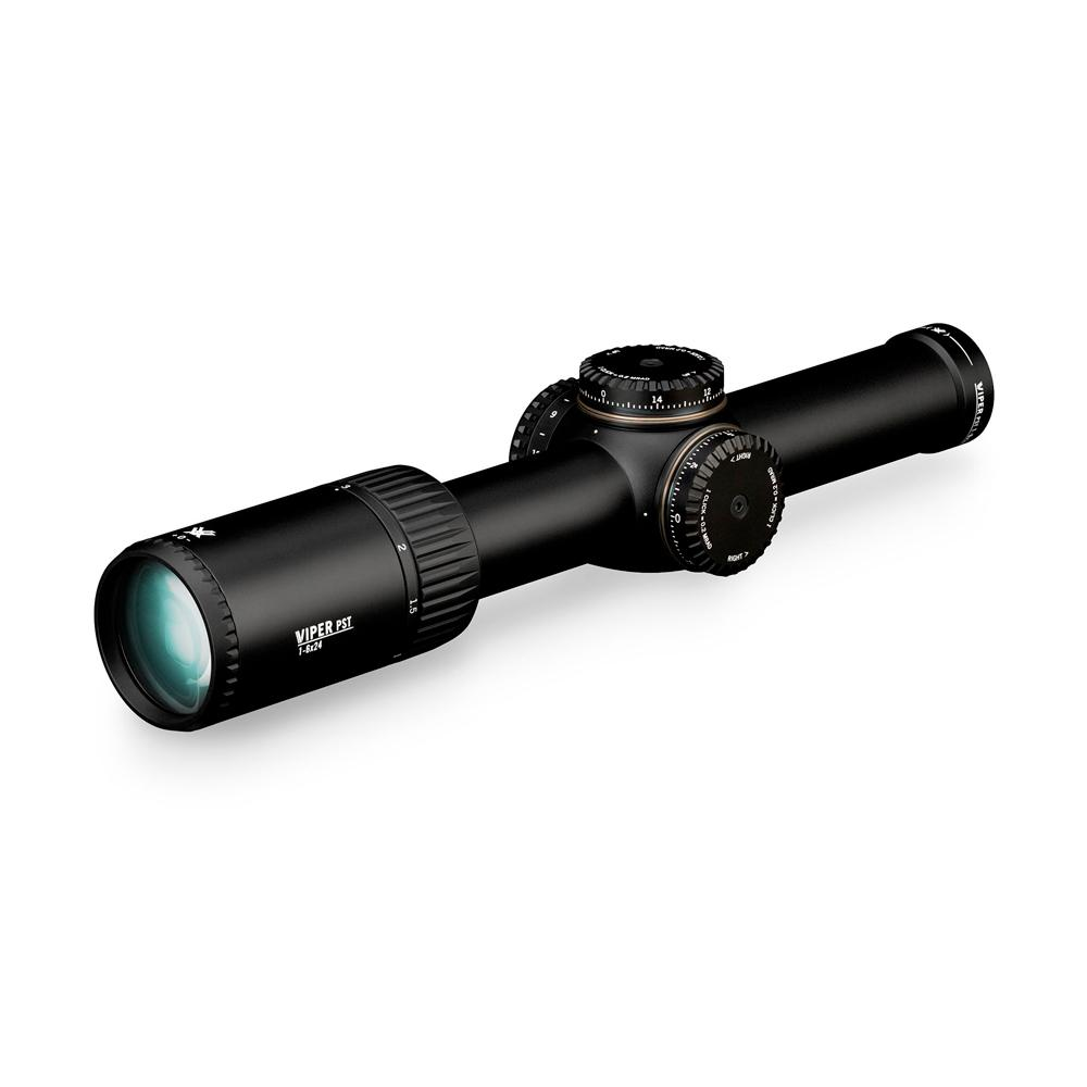 Image of   Vortex Optics - Viper PST Gen. II 1-6x24 - Drivjagtskikkert