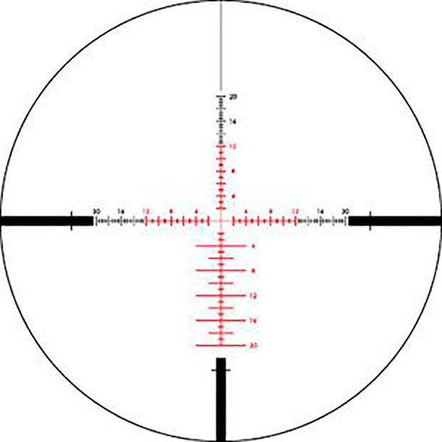 Vortex Optics - Viper PST Gen. II 3-15x44 Sigtekikkerter Vortex Optics