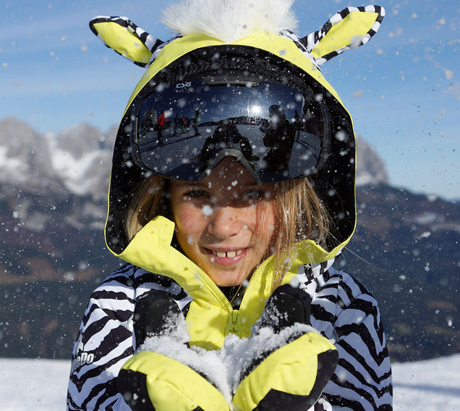 Skiing with the kids - a list of essentials for a happy winter holiday!