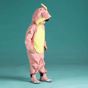 BUNNYDO Bunny Rainsuit  and Rubberboots