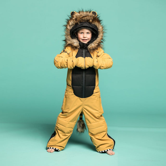 LIODO Lion Snowsuit