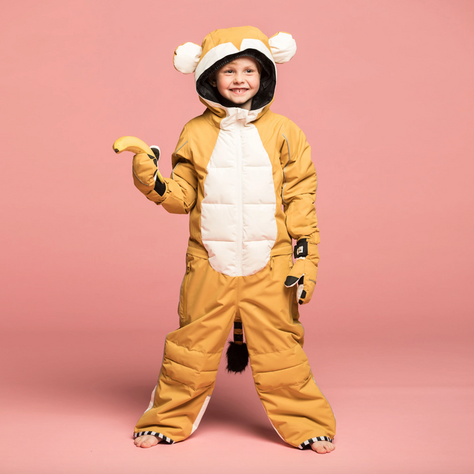 MONKEYDO Monkey Snowsuit and Gloves