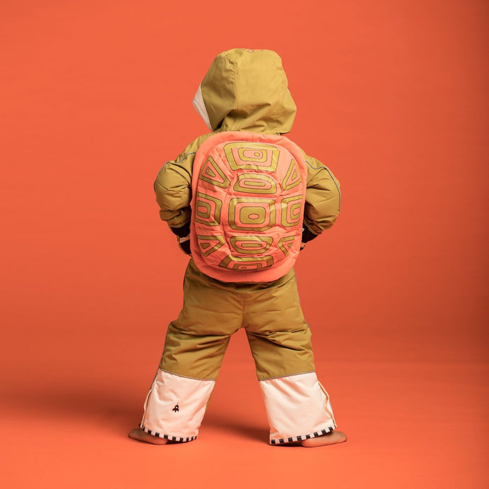 TURTLEDO Turtle Snowsuit with Gloves