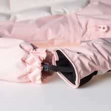 Upload the image to the gallery viewer, PINKER HARE SNOW SUIT & amp; GLOVES