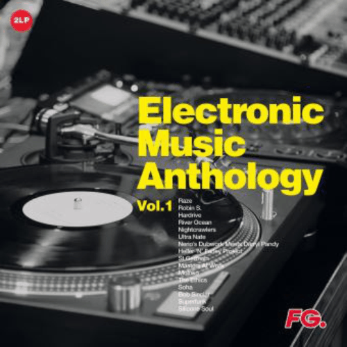Various ‎/ Electronic Music Anthology by FG Vol.1 House Classics