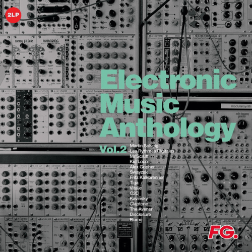 Various ‎/ Electronic Music Anthology By FG Vol.2 Electro Blasters