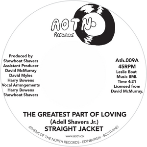 Straight Jacket ‎/ The Greatest Part Of Loving / Fun