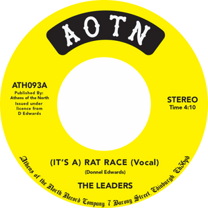 The Leaders / (It's A) Rat Race (Vocal)