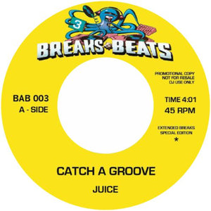 Juice / Fuzzy Haskins / Catch A Groove / The Fuz And Da Boog - Luv4Wax