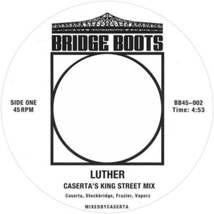 Caserta / Luther - Luv4Wax