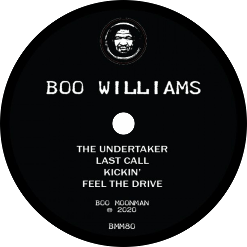 Boo Williams / The Undertaker 12