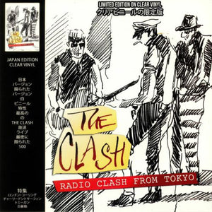 The Clash / Radio Clash From Tokyo (Japan Edition) - Luv4Wax