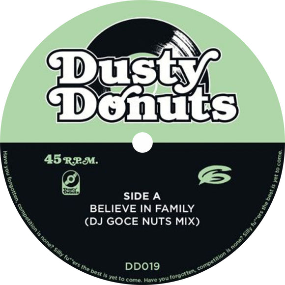 DJ Goce / DUSTY DONUTS / VOL 19