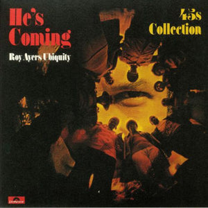 Roy Ayers Ubiquity / He's Coming; 45's Collection - Luv4Wax