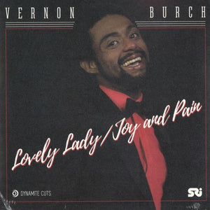 Vernon Burch / Lovely Lady / Joy And Pain - Luv4Wax