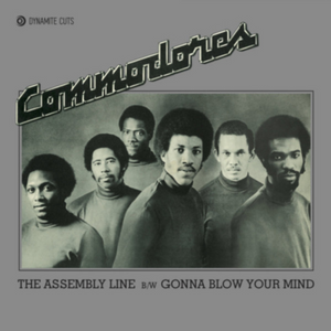 Commodores / The Assembly Line / Gonna Blow Your Mind