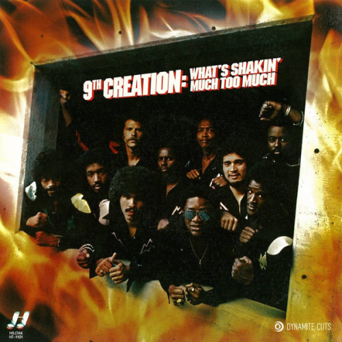 The 9th Creation / What's Shakin' / Much Too Much (Yellow Vinyl)