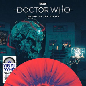 Doctor Who / Destiny Of The Daleks - Luv4Wax