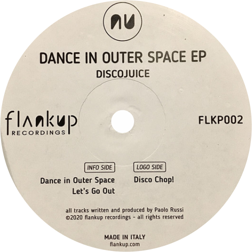 Discojuice / Dance In Outer Space EP