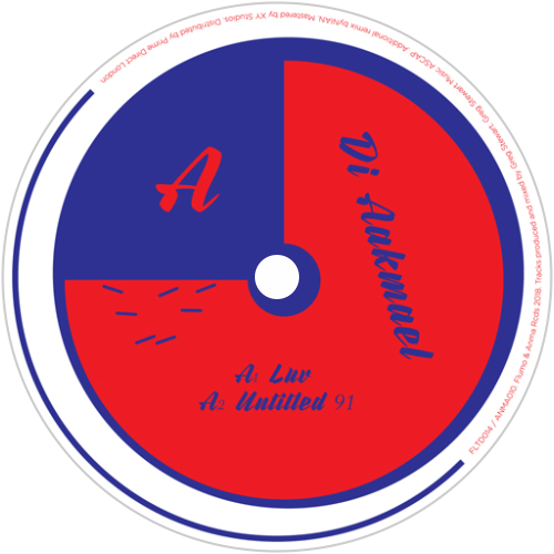 DJ Aakmael / Love & Possibilities - Luv4Wax