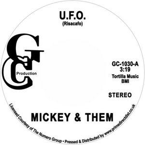 Mickey & Them / U.F.O. / Hey, Brother Man