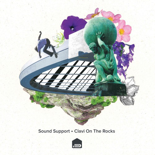Sound Support ‎/ Clavi On The Rocks EP