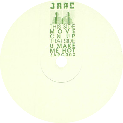 Jarc ‎/ Jarc Sounds 003
